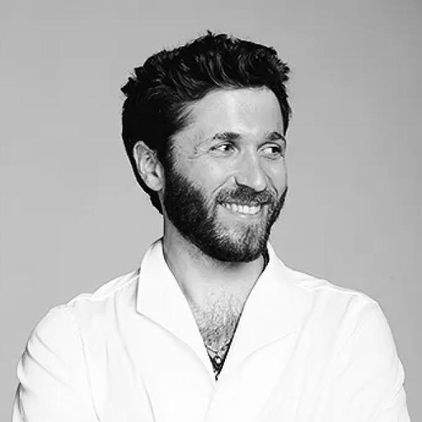 Julien Duboué portrait